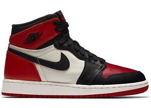 Looking for Bred Toe 1's in size 12