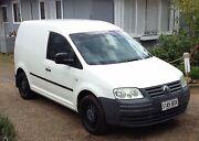 2008 Volkswagen Caddy Van/Minivan Willunga Morphett Vale Area Preview