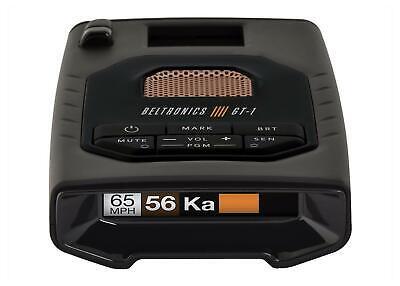 Beltronics GT-1レーダー検出器OLEDディスプレイBluetoothエスコートパスポートレガシー