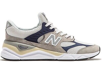 """NEW BALANCE X-90 Navy Gray 10.5 mens """"YOUTH & BEAUTY"""" Collab OOP"""