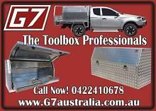 Aluminium Toolbox Brisbane Best Range of Tool boxes Ute trailer Brisbane City Brisbane North West Preview