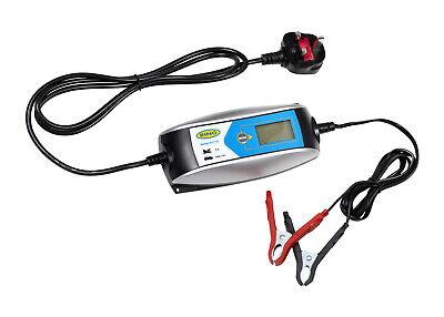 Ring 4 Amp 6V/12V Car/Motorcycle Intelligent Battery Charger RSC404 Fast Charge