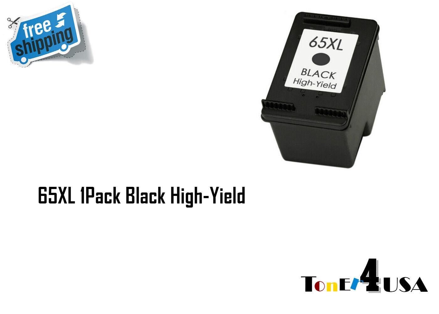 Ink Cartridges for HP 65XL Deskjet 2622 2652 2655 3722 ...