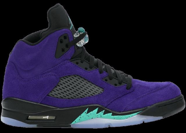 7 Jordan 5 Alternate Grape
