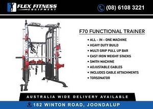 Armortech F70 - The Ultimate Functional Trainer