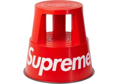 Supreme Wedo RED Step Stool (Confirmed)