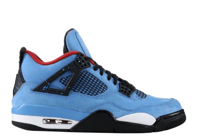 the Air Jordan 4