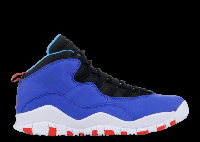 Air Jordan 10 Retro DB Doernbecher Sneakers