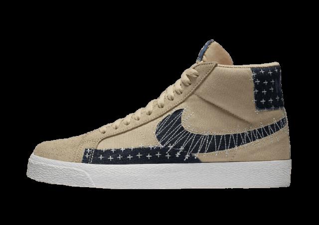 13 Nike Blazer Skateboard