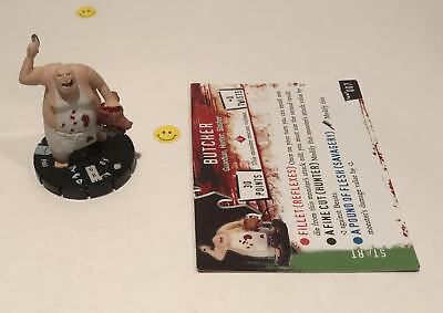 Horrorclix Nightmares Butcher #007 with Card NEW from Booster Pack