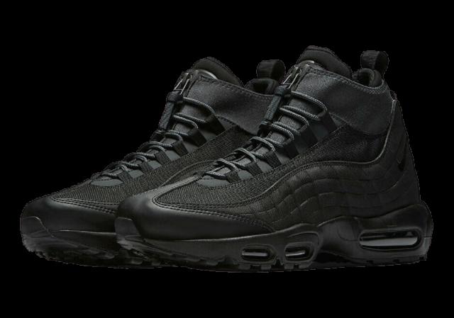 Nike Airmax 95 Sneakerbot Triple Black