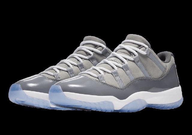 Jordan Gray Sneaker