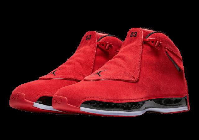 Jordan 18 for Sale | Authenticity Guaranteed | eBay