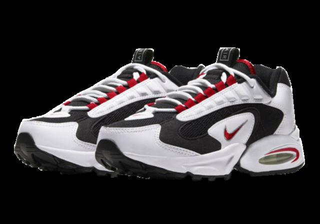 Green Nike Air Sneakers