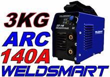 WeldSmart 140-AMP (3.5KG) IGBT Inverter Welder Arc MMA Stick Canning Vale Canning Area Preview