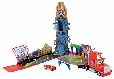 Cars Mega Mack Race world Playset W6605-CO MATTEL INC.