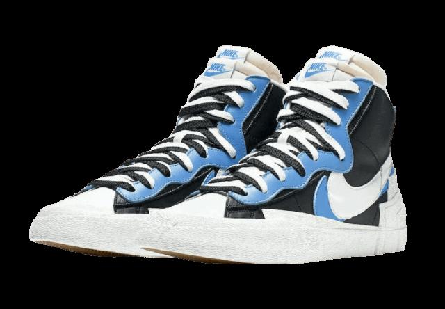 02 Nike Blazer Sacai