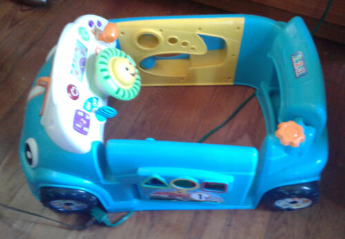 Fisher-Price Laugh & Learn Crawl Around Car GIFT