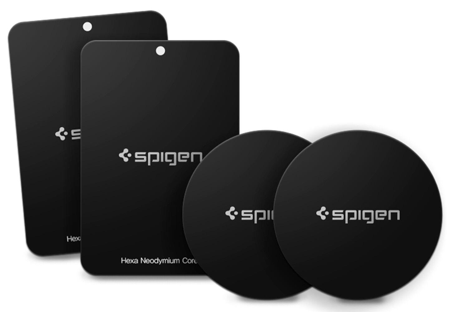 Spigen®  Universal Cell Phone Car Mount Holder QNMP Magneti