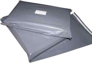 50-x-9x12-Grey-Postage-Mailing-Bags-Cheap-Price