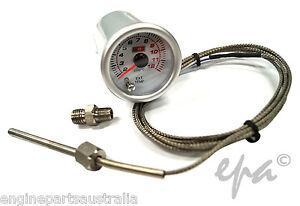 PYRO-EGT-EXHAUST-TEMPERATURE-GAUGE-TOYOTA-LANDCRUISER-60-70-75-80-100-SERIES-WH