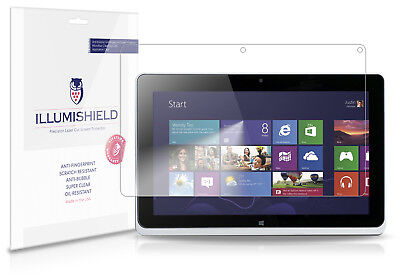iLLumiShield Anti-Bubble/Print Screen Protector 2x for Acer Iconia W510 Wi-Fi