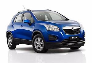 2016 Holden Trax LS Ashfield Ashfield Area Preview