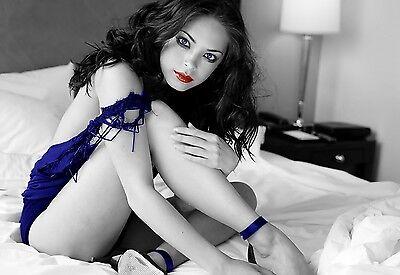 Kristin Kreuk 8X10 Glossy Photo Print  Kk8