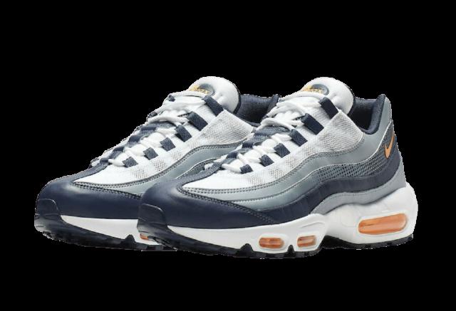 Nike Airmax 95 Midnight Navy
