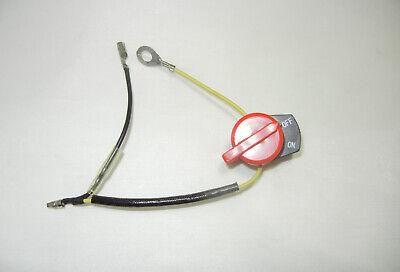 Honda GX270 GX240 GX340 GX390 Engine Stop On / Off Kill Switch