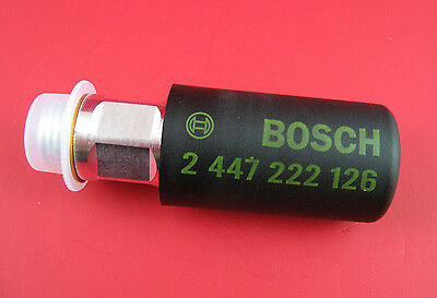 OEM Bosch Diesel Hand Primer - Replaces screw-down type. Fits MANY applications!