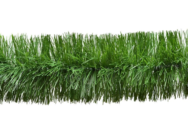 3m Grasgirlande 10cm Tannengirlande Hochzeit Weihnachtsgirlande Maibaum Dekogrün