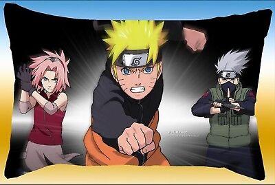Anime Naruto Kakashi and Sakura Pillow USA SELLER!!! FAST SHIPPING!