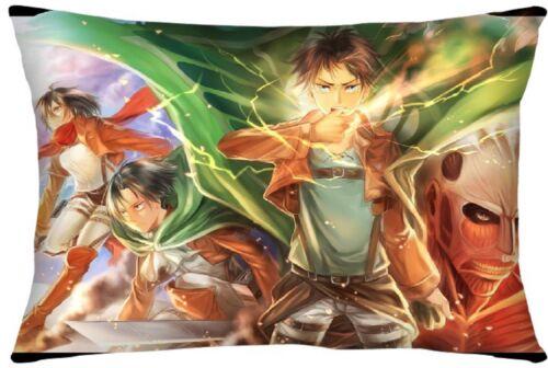 Attack on Titan Shingeki No Kyojin Pillow USA SELLER!!! FAST SHIPPING!