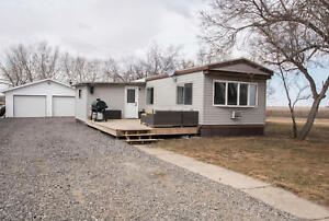 115 WETMORE STREET N - 2 Bedroom mobile home for sale in Rouleau