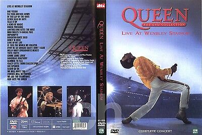 Queen : Live At Wembley Stadium / DVD, NEW