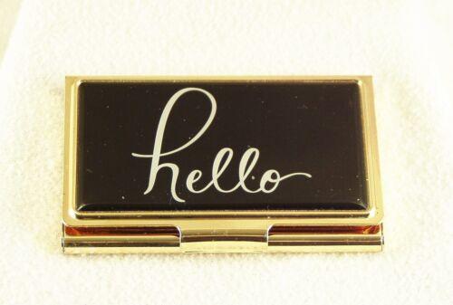 Kate Spade New York Lenox Hello Business Card Holder