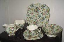 Vintage Royal Winton 22 PcTea Set - Queen Anne Newport Pittwater Area Preview