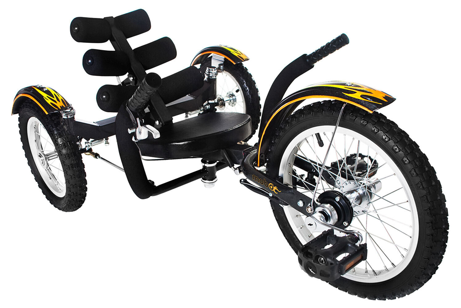 Mobo Mobito: The Ultimate Three Wheeled Cruiser