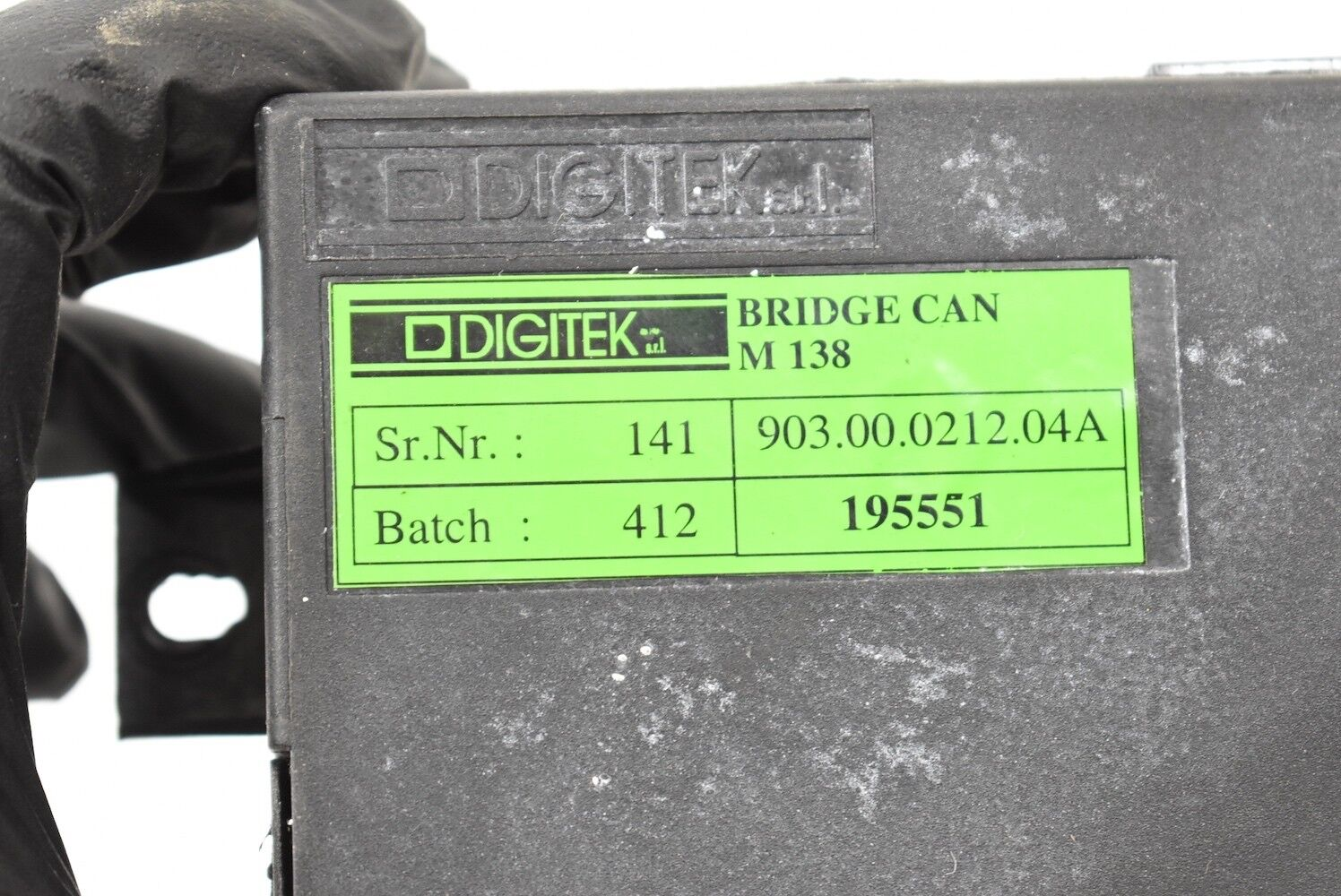 Used Maserati Switches And Controls For Sale Page 15 Tc Fuse Box Location 2002 M128 Gt Bridge Can Digitek Control Module Unit
