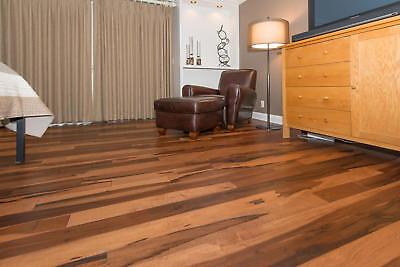 """4"""" Brazilian Macchiato Pecan Chocolate Wood Floor Hardwood F"""