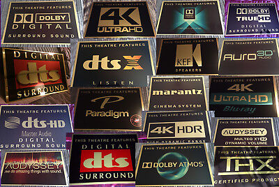 Cinema Sign Any 5 Signs Mix Up Package Deal