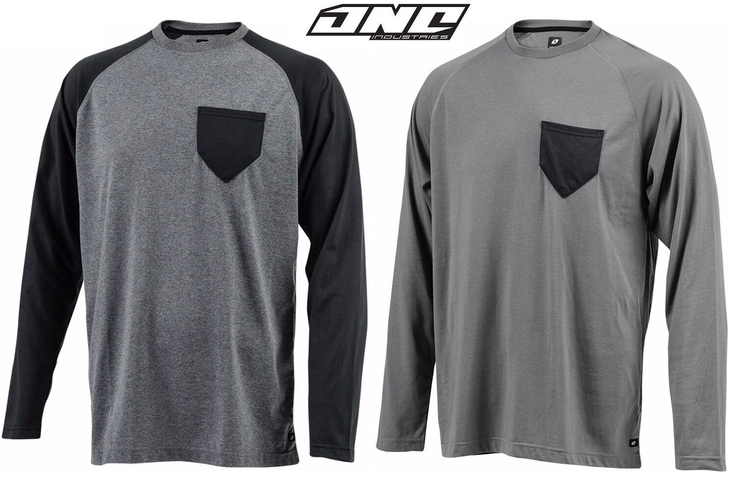 ONE INDUSTRIES MEN'S TECH TEE T-SHIRT LONG SLEEVE adult moto