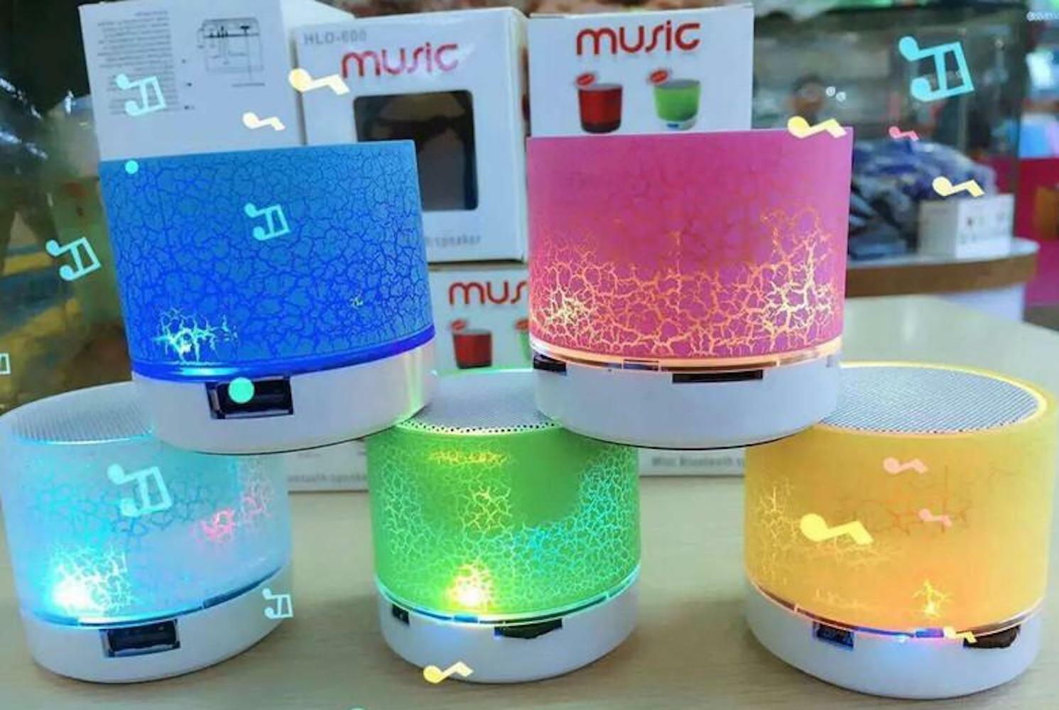 Wireless Bluetooth MINI SPEAKER Audio Stereo Music Home PC t