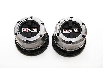 AVM 403 Manual Free Wheel Hubs   Daihatsu Rocky Rugger All 1978  On
