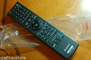 Genuine-NEW-Sony-DVD-Remote-control-RMT-D255A