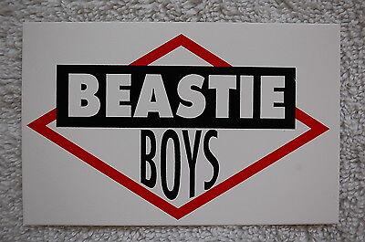 Beastie Boys Rock Sticker Decal (S176) Car Window Bumper Rap Wu Tang
