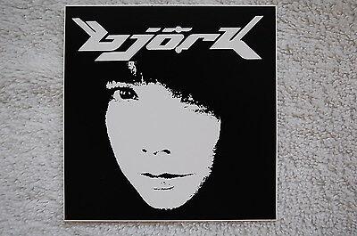 Bjork Sticker (S90)