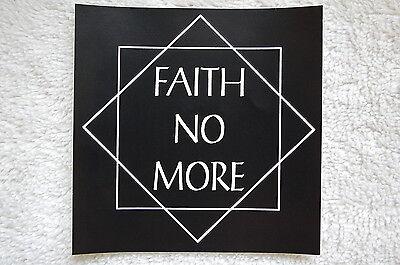 Faith No More Sticker (S267)