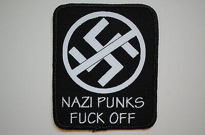 Dead kennedys Sewn Patch (SP1076) Punk Rock Anti Racism Oi Sharp Skinhead ska